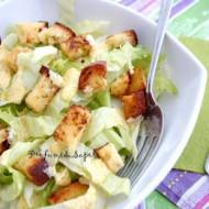 Cesar Salad di Julia Child