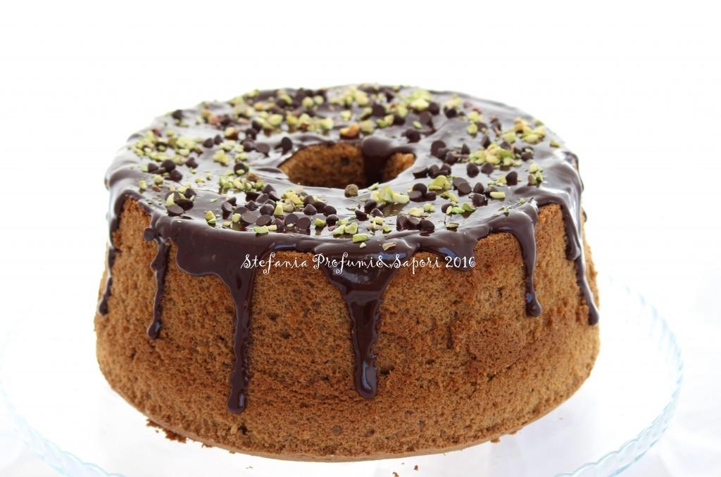 Chiffon cake al caffè 01