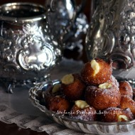 Frittelle ripiene di crema, ricetta di Luigi Biasetto
