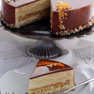 Mandorla, arancia e cioccolato