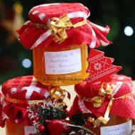 Regali di Natale home made- Confettura di ananas con rosmarino e vaniglia