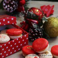 Regali di Natale home made – Macaron all'arancia