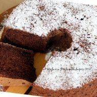Angel cake al cacao