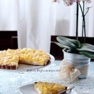 Crostata con ananas e cocco