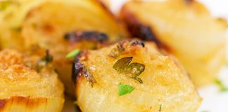 Cipolle al forno