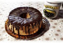 Angel Cake al caffè