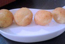 Bombette di patate e zucchine
