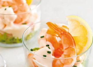 cocktail di gamberetti