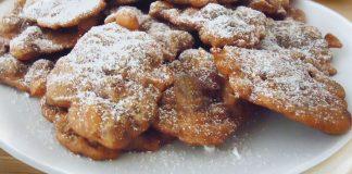 frittelle di farina di castagne