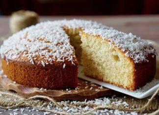 torta di cocco